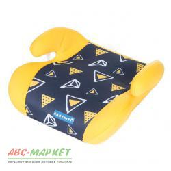 Автокресло Babyhit BOOST X (blue yellow) (бустер) 15-36 кг
