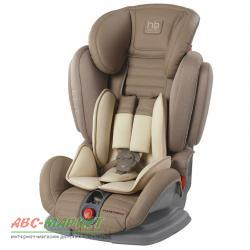 Автокресло Happy Baby Mustang NEW Beige (9-36 кг)